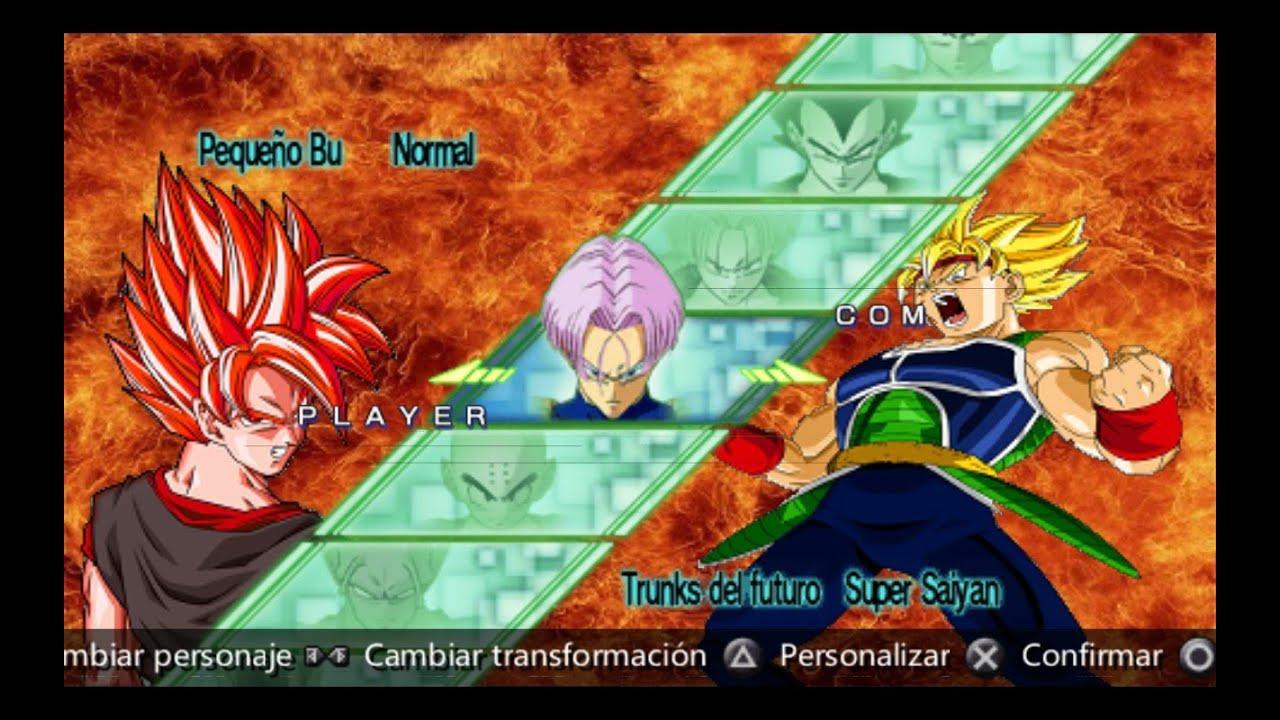 Psp Game Dragon Ball Z Shin Budokai 2 Iso | Gameswalls org