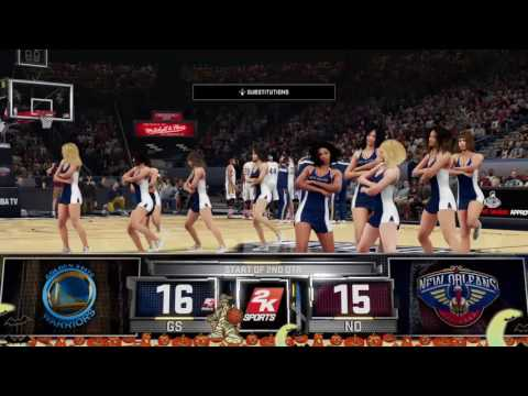 NBA 2K16 PS4 Broadcast in 4K UHD Subscribe