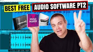 Best Free Audio Recording Software for Windows 10 - Part 2