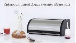 Brabantia Roll Top Bread Bin