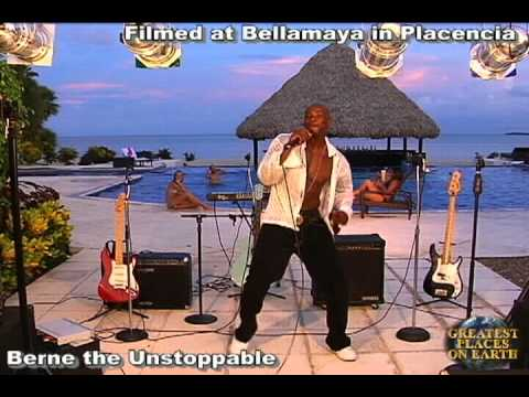 Berne the Unstoppable of Belize