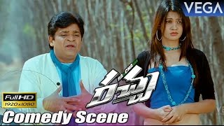 Racha Movie Comedy Scenes || Ram Charan, Ali, Diksha Panth