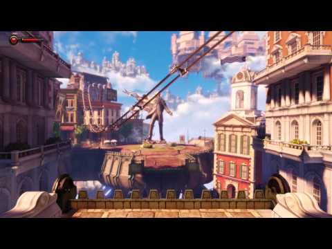 Let's Play BioShock Infinite - Part 1 [No Commentary][PC][60FPS]