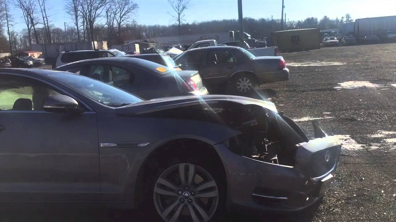 From New Car Lot to Junk Yard in 45 Seconds. - YouTube