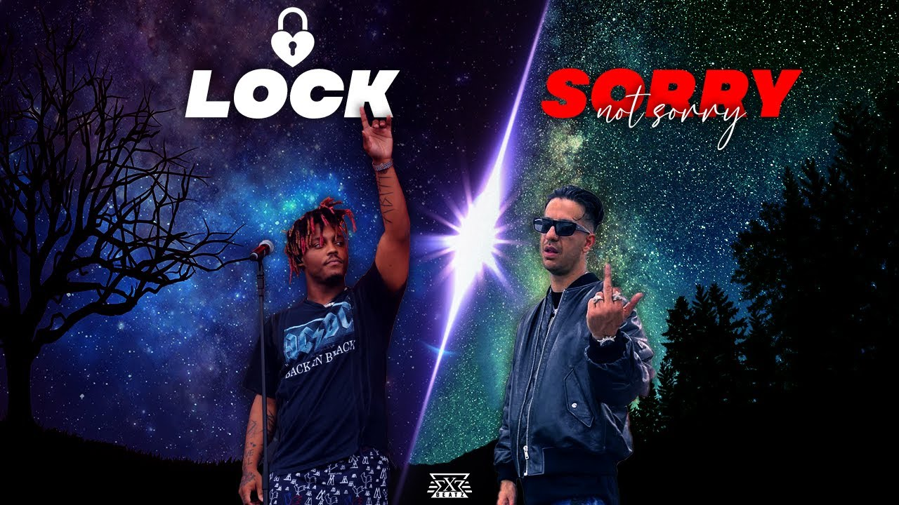 Ufo361 feat. Juice WRLD - LOCK / SORRY (prod. by Exetra Beatz)