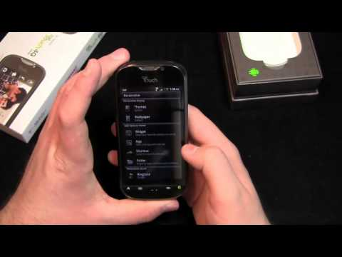 T-Mobile myTouch 4G Slide Unboxing