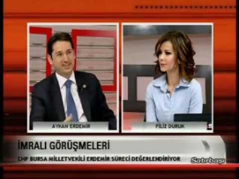 CHP Bursa MV. Aykan Erdemir, Satırbaşı'nda Türkiye gündemini değerlendirdi (1.Bölüm)