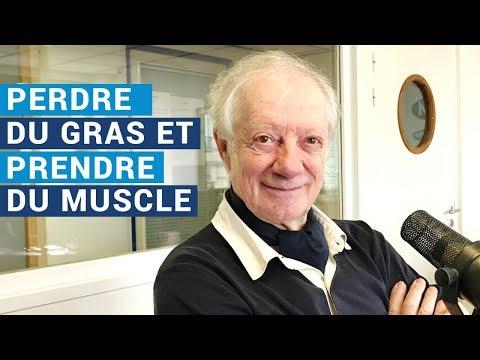 """[AVS] """"Perdez Du Gras Et Prenez Du Muscle !"""" Avec Le Dr Alain Delabos"""