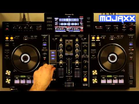 Pioneer XDJ-RX Rekordbox System - House Mix