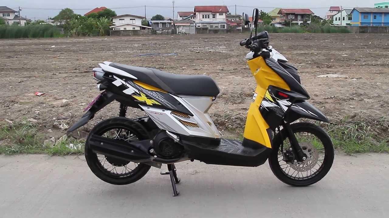 Yamaha TTX - YouTube