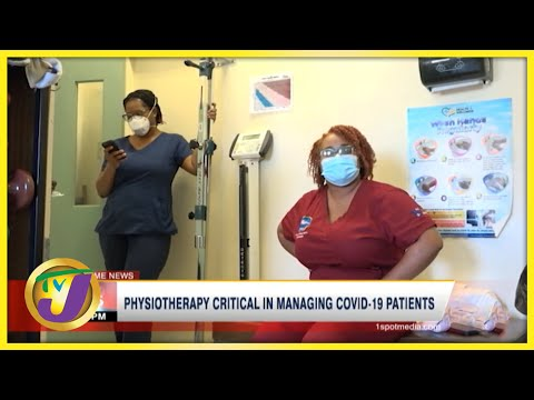 Physiotherapy Critical in Managing Covid-19 Patients   TVJ News - Sept 29 2021