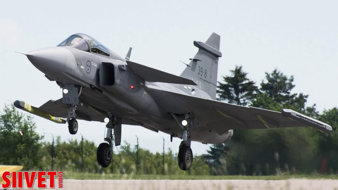 Saab JAS 39 Gripen E [15/15] - Gripen Is Designed For Finland - Saab  Presentation - FinAF 100 Years