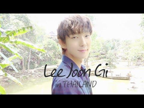 [이준기] In Thailand, 따뜻한 봄날에 어울리는 그대 (Lee Joon Gi)