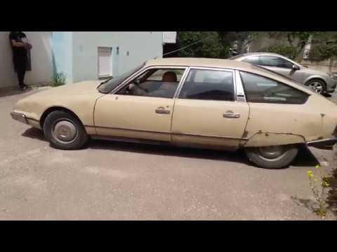 Citroën CX 2000 Super 1977: A Short Ride After 9 Years!