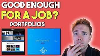 Can you get a job with THESE REAL portfolios?