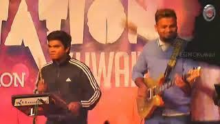 YAHWEH ROPHEKA - Stage LIve - EGMC Kuwait - Pas. John Jebaraj