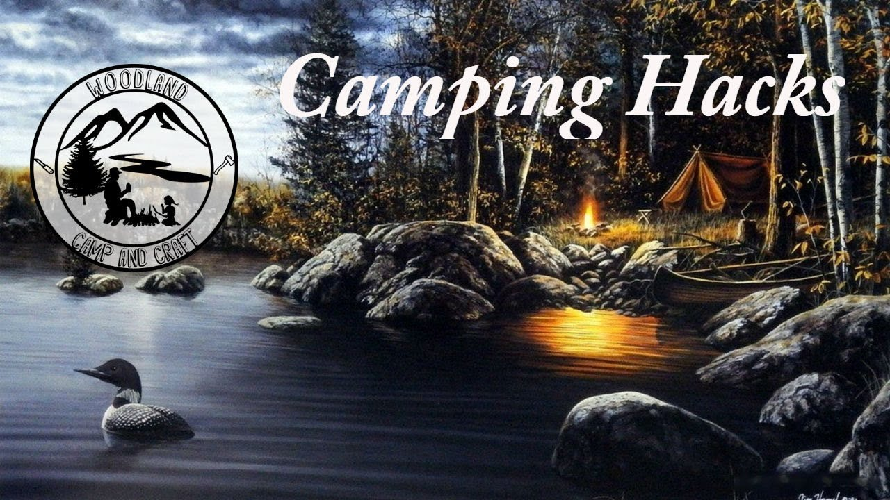 Camping Hacks , Tips and Tricks; The Condom - YouTube