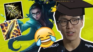 TSM DOUBLELIFT RANKED - HOW TO CARRY WITH VAYNE