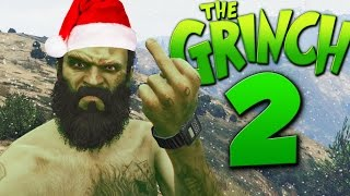 GTA 5 - How the Grinch Stole Christmas 2 (Short Christmas Movie) [Grand Theft Auto V] Thumbnail