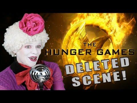 THE HUNGER GAMES - Deleted Scene!! (Parody)
