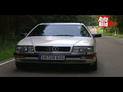 100 Jahre Audi: Im V8 mit Sammler Dieter Stebich