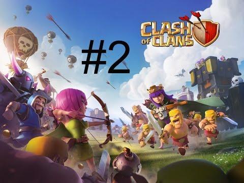 548ac6337 كلاش اوف كلانس | clash of clans #2 | Clash of Clans - YouTube