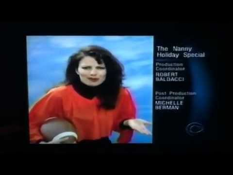 The Nanny Special Commercial Bloopers Reunion Youtube