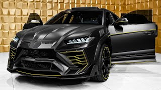 2020 Lamborghini Urus - Gorgeous SUV from Mansory!