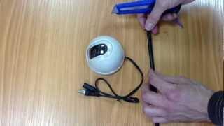 Как подключить камеру к видеорегистратору самостоятельно(Подключение видеокамеры к регистратору своими руками. И другие обучающие видео по установке и настройке..., 2013-04-02T02:16:26.000Z)