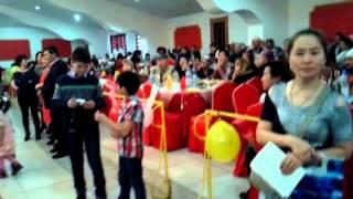 Свадьба в Атасу Жылкельды Жанна Беташар