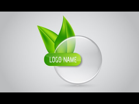 Adobe Illustrator CC | Logo Design Tutorial (Crystal Clear)