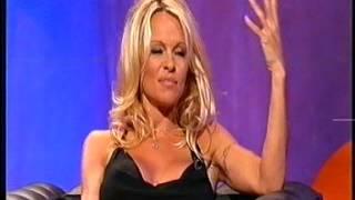 Pamela Anderson UK Interview Frank Skinner Part 2