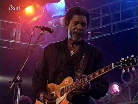 Great Funk-blues By Luther Allison (Part 2)