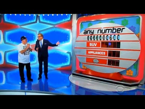 The Price is Right - Any Number - 12/5/2017