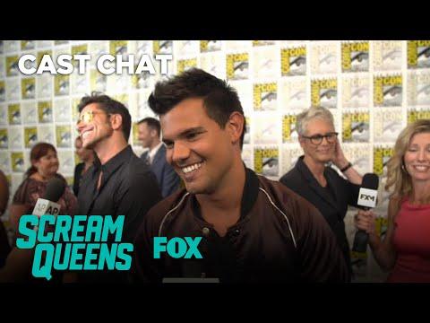 SCREAM QUEENS |  The SCREAM QUEENS Cast At San Diego Comic-Con