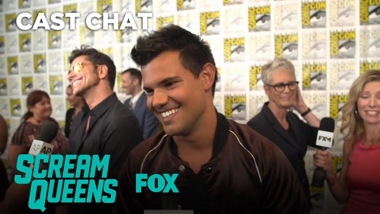 The SCREAM QUEENS Cast At San Diego Comic-Con | Season 2 | SCREAM QUEENS