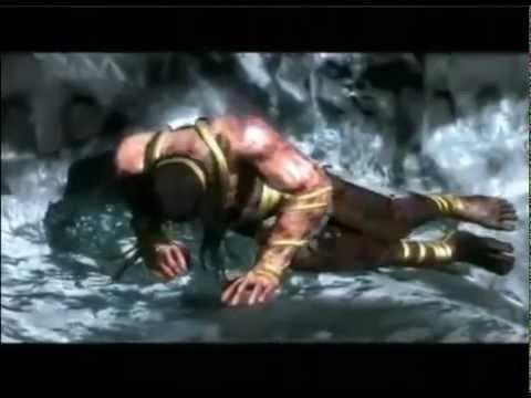 God Of War 3 - A Morte de Poseidon PT-PT - YouTube