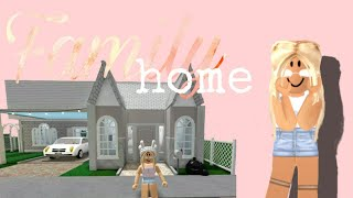 Download NEW BLOXBURG ROLEPLAY FAMILY HOME | bibie
