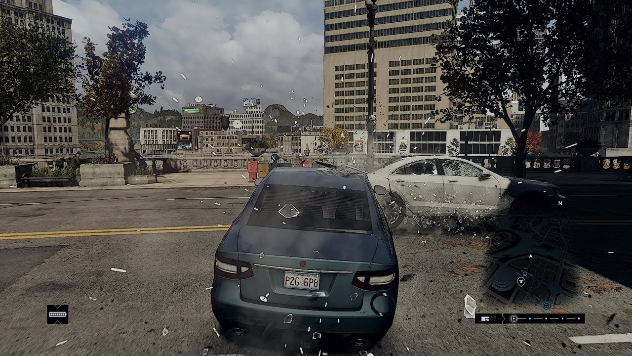 Reshade Watch Dogs