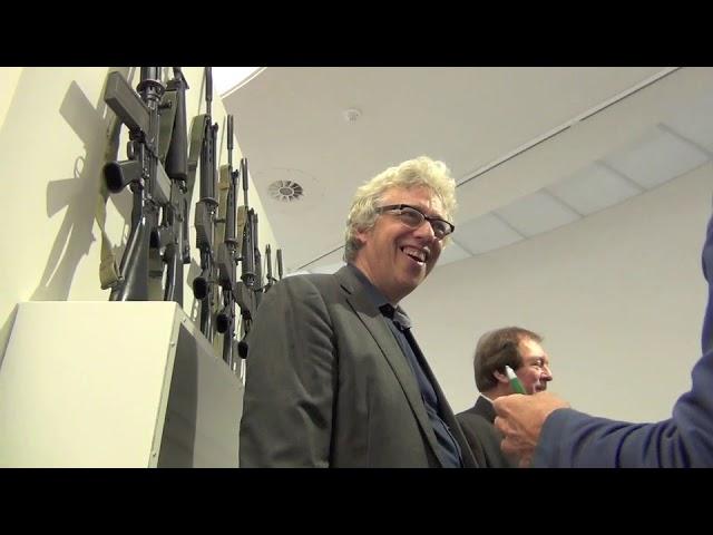 Marcel Broodthaers, M HKA Anvers