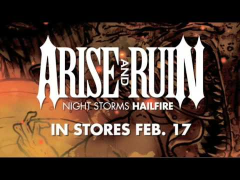 Arise & Ruin - Night Storms Hailfire IN STORES FEB 17!