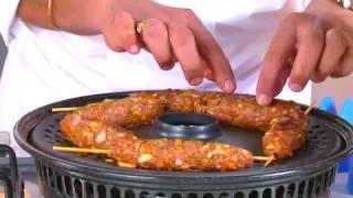 Quick Seekh Kabab