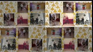 Vidéo de l'Atelier Danse de Seb et Sandra à Mâcon : Défi de fin d' année 2020 : Zumba