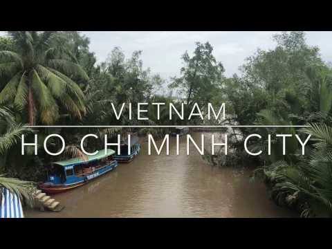 Ho Chi Minh city, Vietnam - december 2016