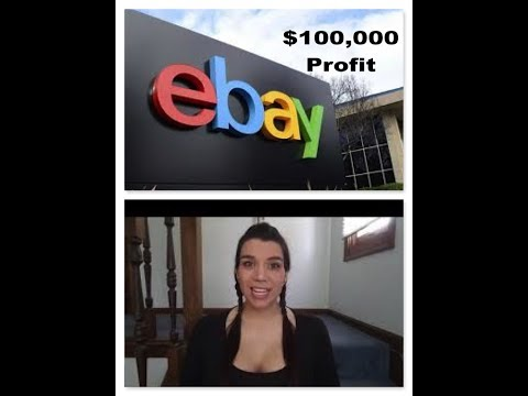 $100,000 PROFIT on Ebay per year & Lindey Glenn Update