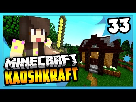 TOOL SHED! - KaoshKraft SMP 3 - EP 33