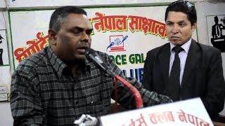 Dhamala Ko Hamala Upendra Yadav with Rishi Dhamala interview