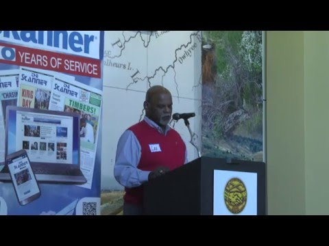 The Wake of Vanport Introduction by Survivor