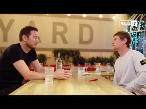 Talking Frank  Frank Lampard and Jack O'Connell
