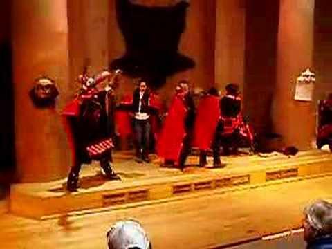 Tlingit Dance